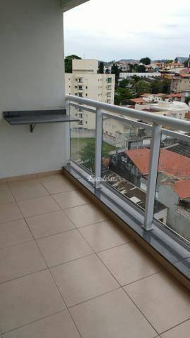 Apartamento residencial para locação, Vila Rosália, Guarulho