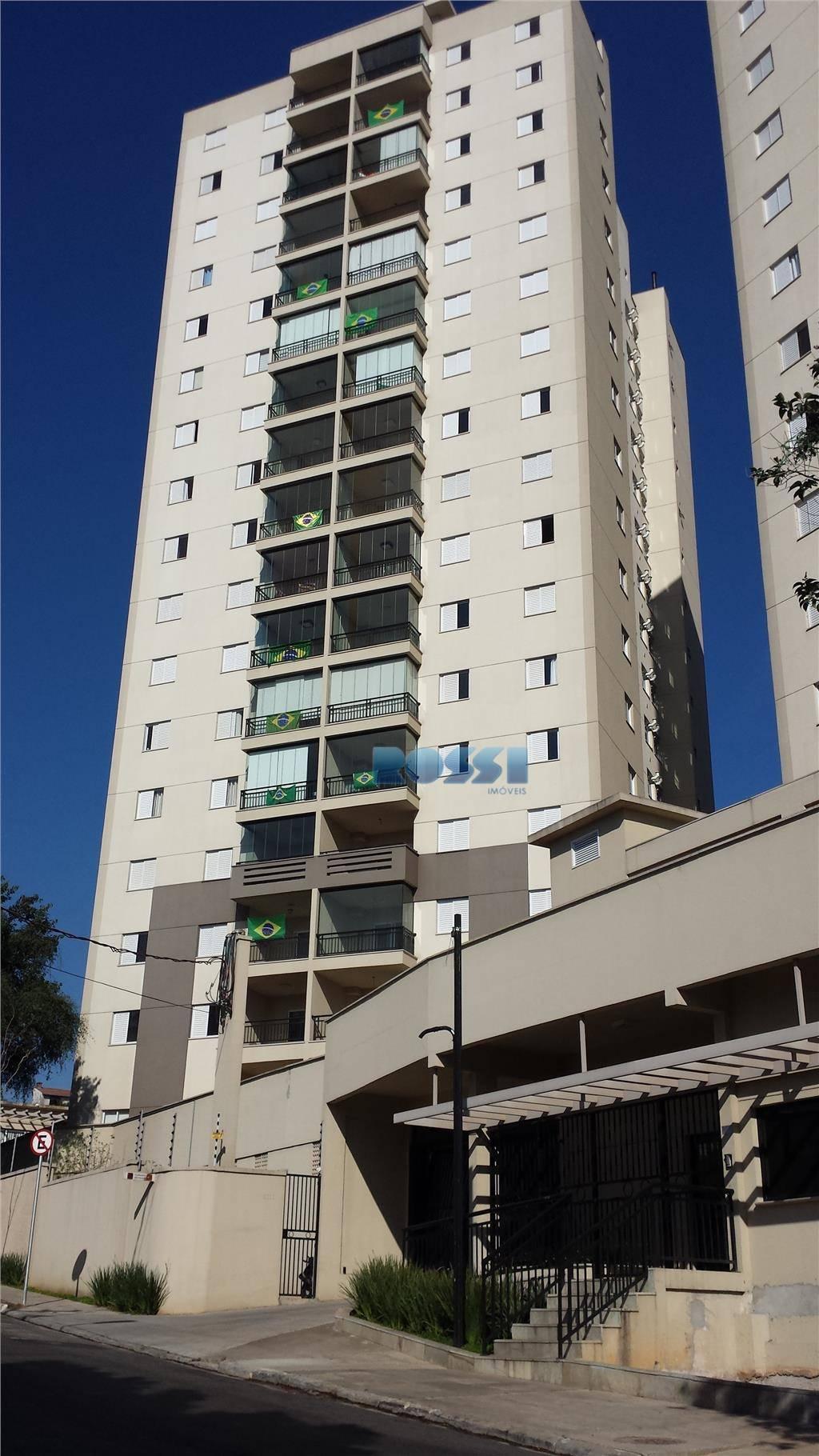 Apartamento  residencial para locação, Parque Independência, São Paulo.