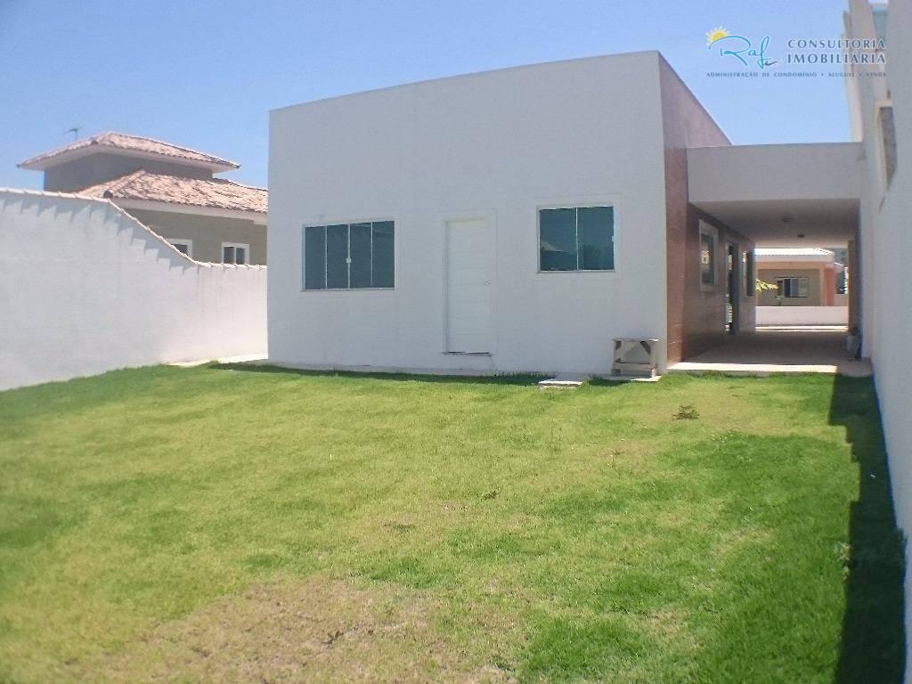 excelente projeto !casa de 1 pavimento com 3 quartos, sendo 1 suíte, garagem coberta para 2...