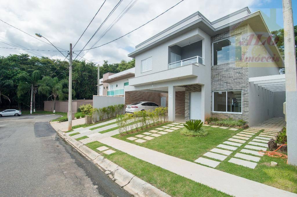 Casa com 4 dormitórios à venda, 330 m² por R$ 980.000,00 - Nova Gardênia - Atibaia/SP