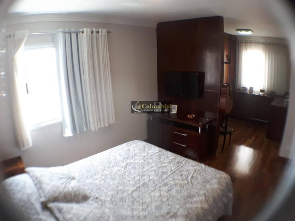 Cobertura com 3 dormitórios à venda, 125 m² - Barcelona - São Caetano do Sul/SP