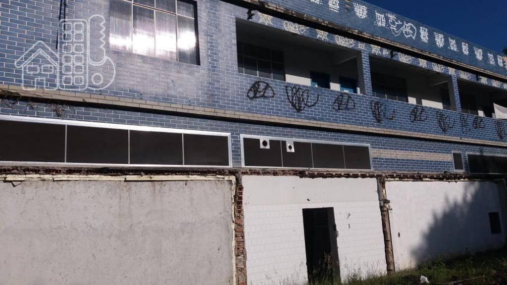 Galpão comercial para venda e locação, Baldeador, Niterói - GA0008.