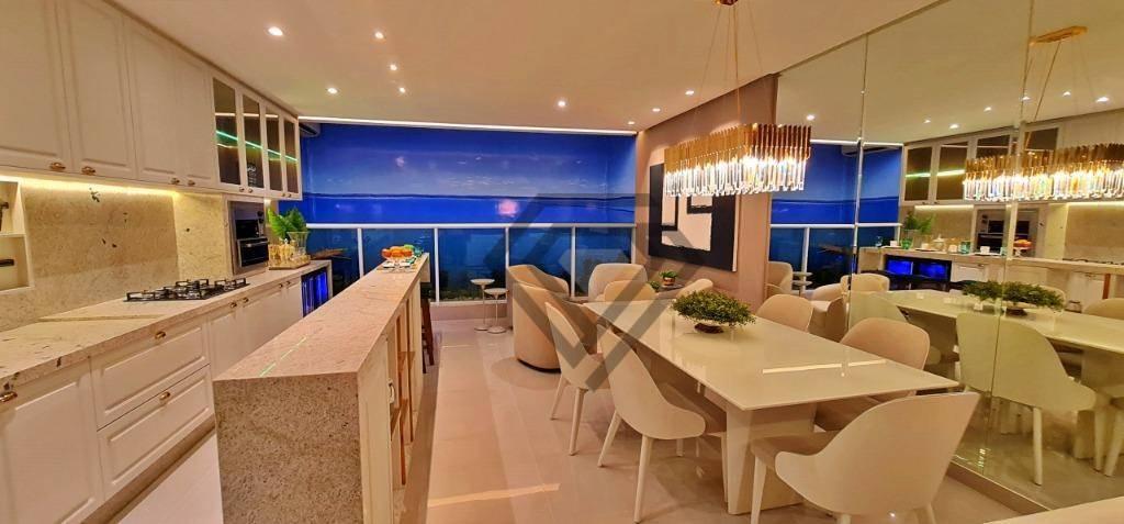 Apartamento 3 Suítes, 109 m² na Graciosa - Orla Sky