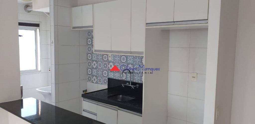 Apartamento com 2 dormitórios à venda, 52 m² por R$ 350.000 - Quitaúna - Osasco/SP