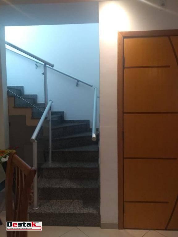 Cobertura  - Vila Alzira - Santo André/SP