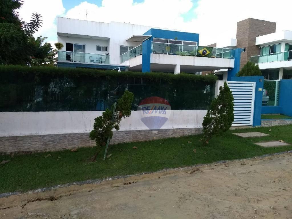 Casa com 4 dormitórios à venda, 350 m² por R$ 1.700.000,00 - Aldeia - Camaragibe/PE