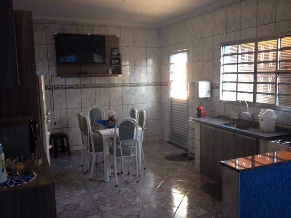 Casa 3 Dorm, Residencial Parque Pavan, Sumare (CA1728) - Foto 5