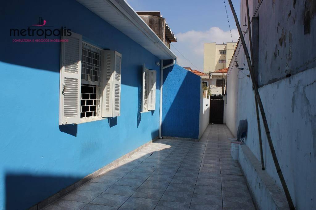 Casa residencial à venda, Cerâmica, São Caetano do Sul - CA0105.