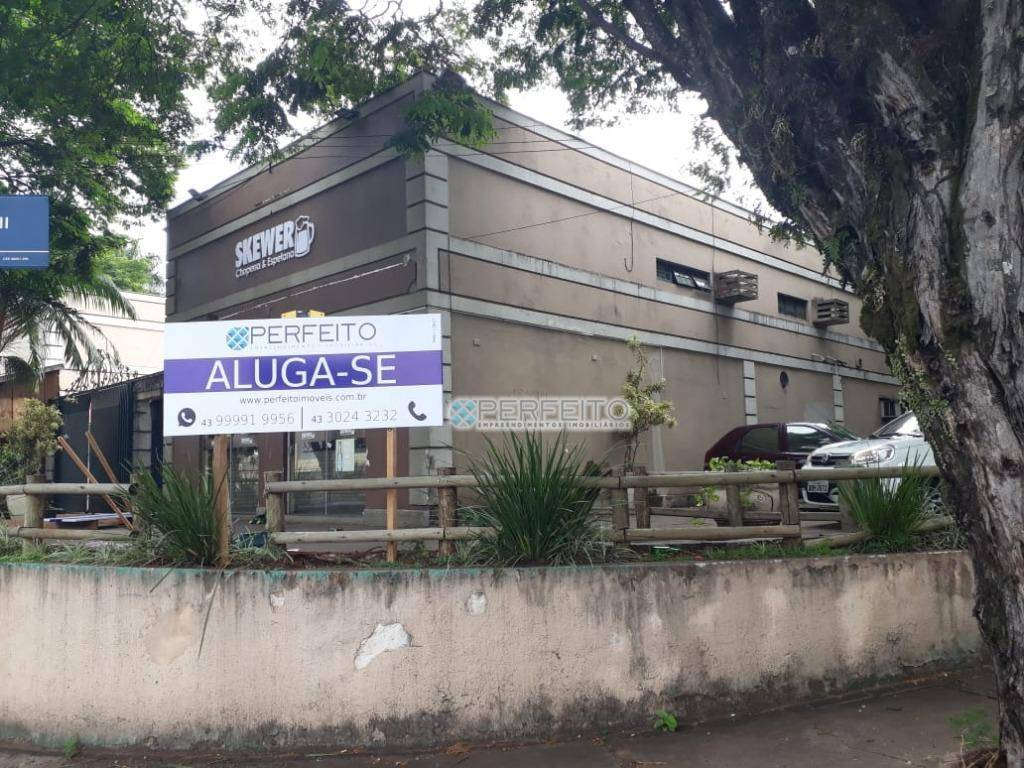 Prédio comercial para alugar na Avenida Maringá, em Londrina