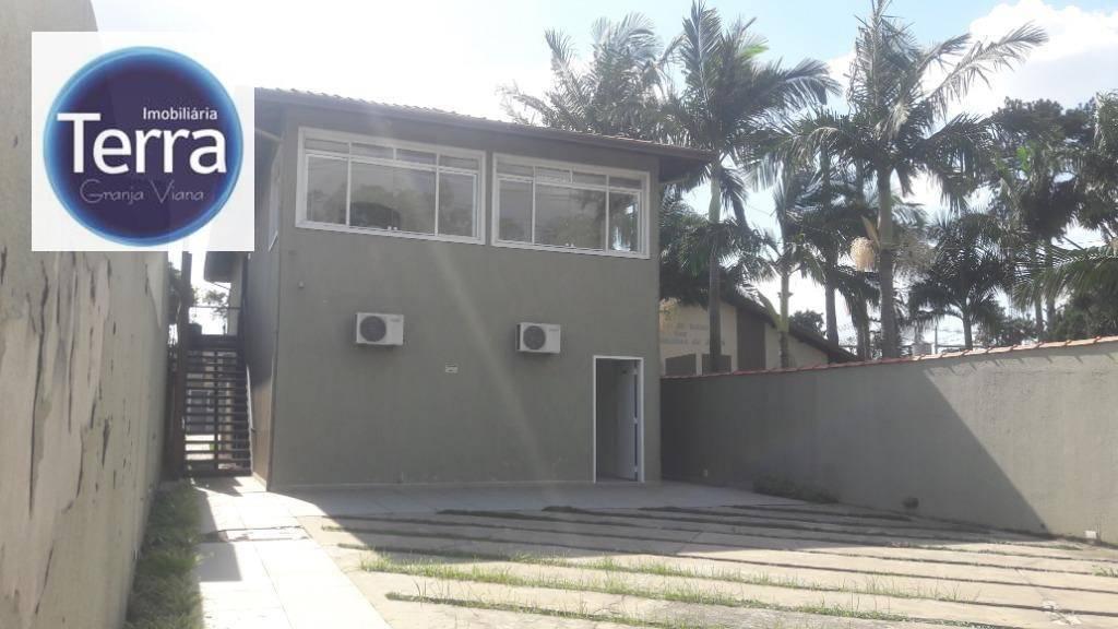 Casa à venda e locação, 310 m² por R$ 1.300.000 - Parque São George - Granja Viana