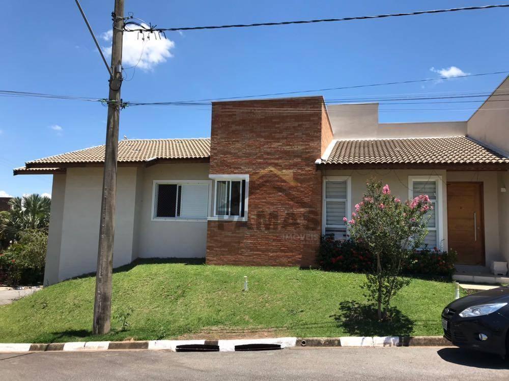 Casa residencial para locação, Condomínio Recanto dos Paturis, Vinhedo.