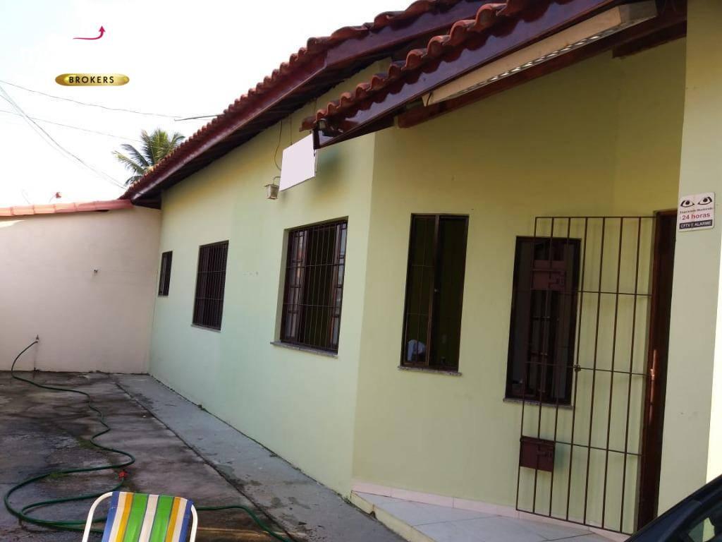 Casa com 2 dormitórios à venda por R$ 250.000 - Jardim Vista Linda - Bertioga/SP