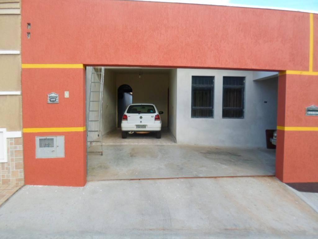 Casa 3 Dorm, Vila Brasil, São João da Boa Vista (CA1729)