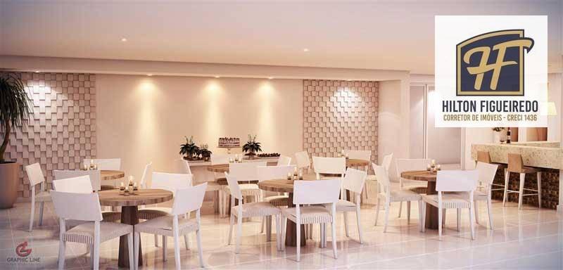 Apartamento com 2 dormitórios para alugar, 59 m² por R$ 1.900/ano - Cabo Branco - João Pessoa/PB