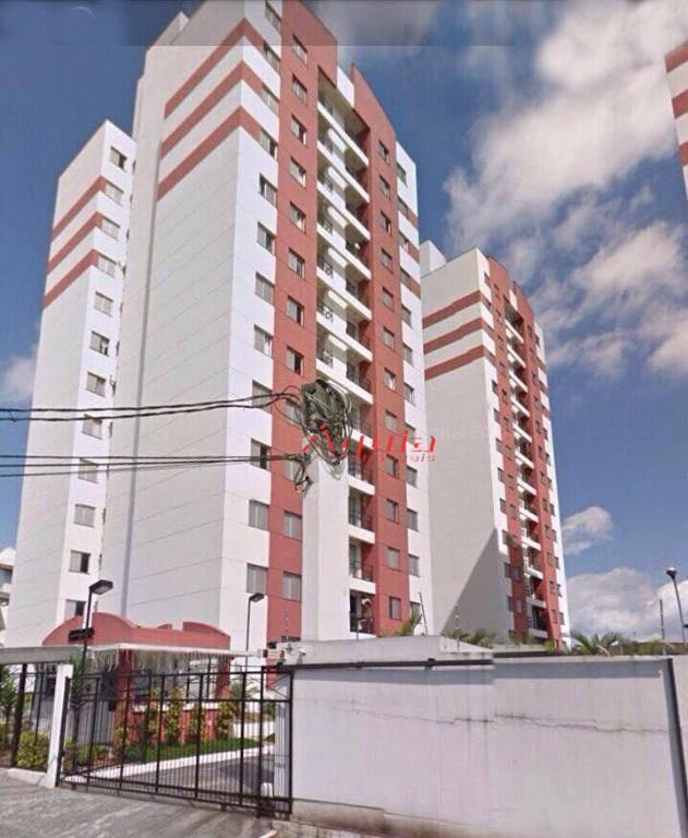 Apartamento residencial à venda, Jardim Stella, Santo André.