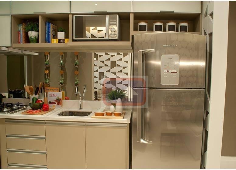 Apartamento de 2 dormitórios à venda em Jaguaribe, Osasco - SP
