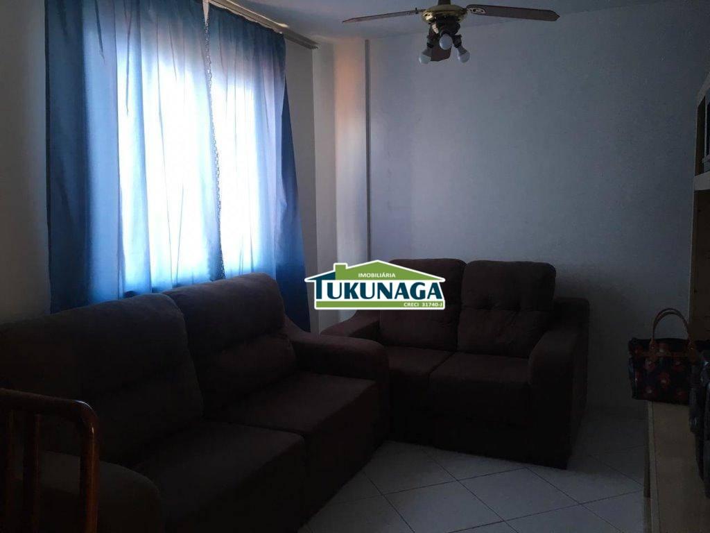 Apartamento 100% mobiliado para alugar, 60 m² - Picanco - Guarulhos/SP