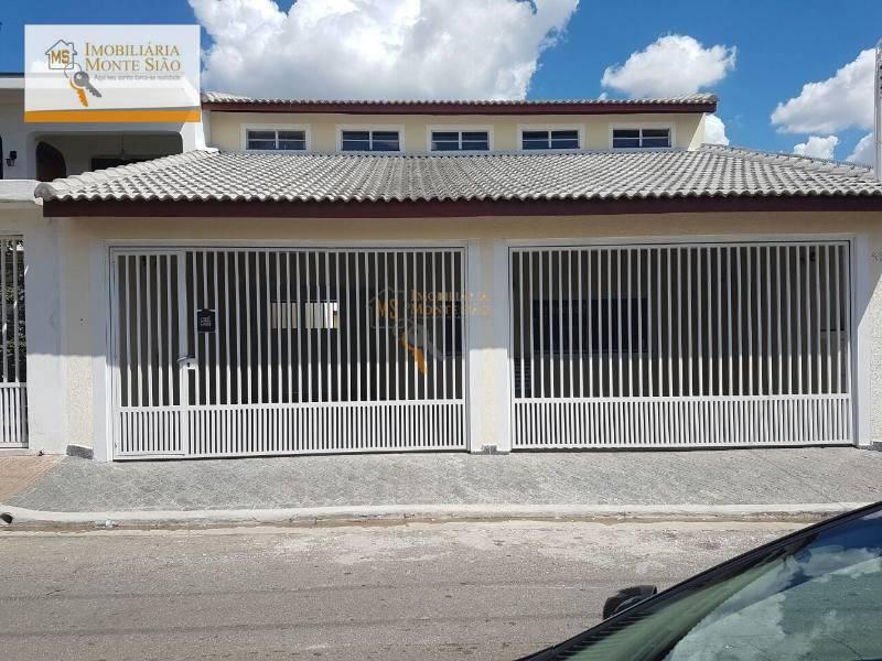 Sobrado Residencial à venda, Jardim Bom Clima, Guarulhos - .