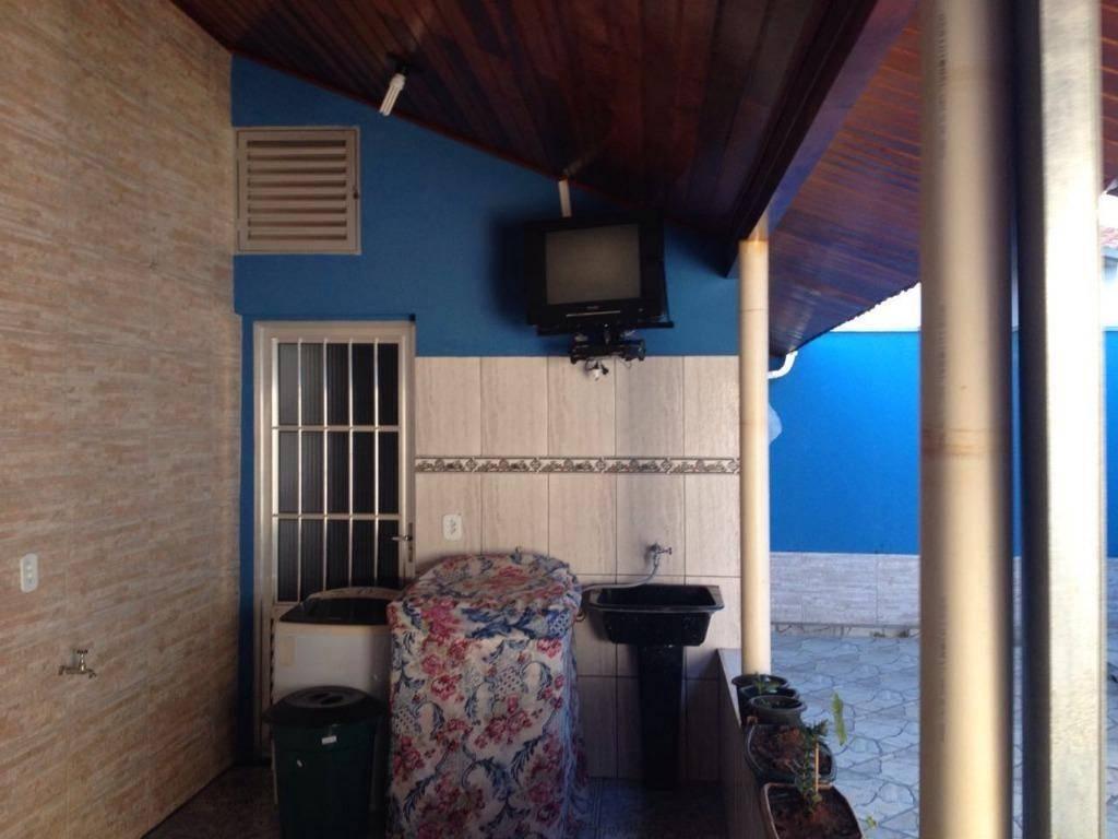 Casa 3 Dorm, Residencial Parque Pavan, Sumare (CA1728) - Foto 11