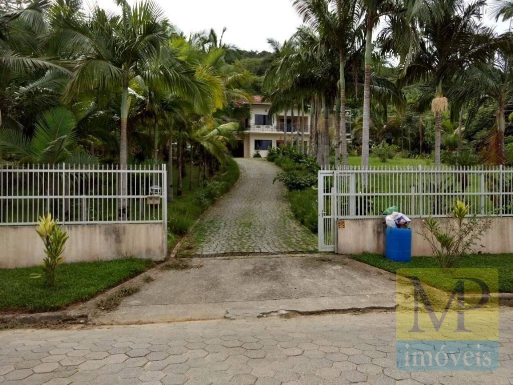 Sítio com 6 dormitórios à venda, 79000 m² por R$ 9.000.000,00 - Santa Lidia - Penha/SC