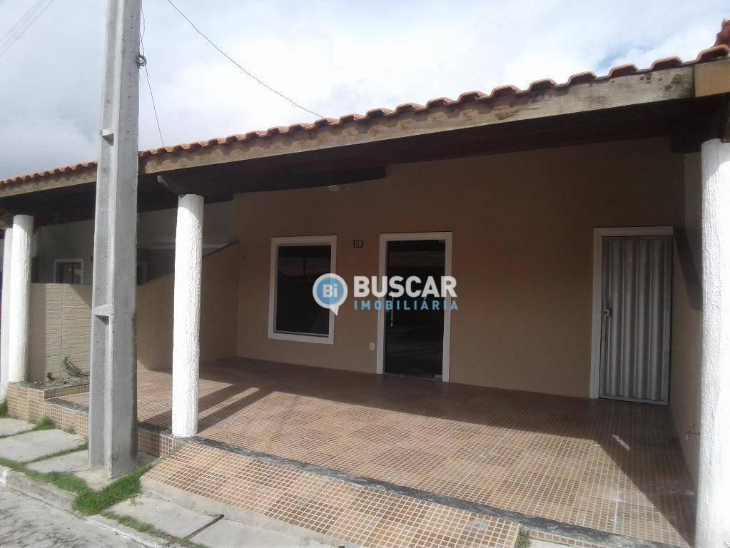 Casa com 3 dormitórios à venda, 180 m² por R$ 280.000,00 - Parque Ipê - Feira de Santana/BA