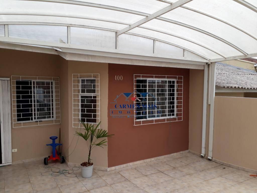 Casa com 2 dormitórios à venda, 52 m² por R$ 150.000 - Del R