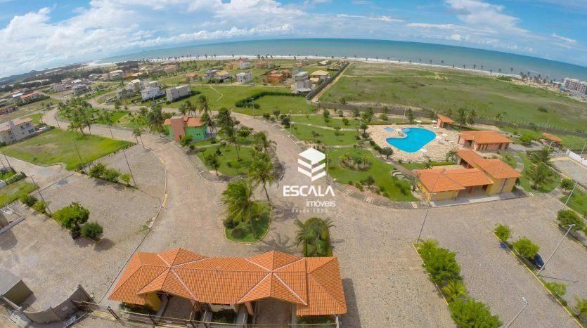 Terreno à venda, 802 m², Summerville cumbuco, condomínio fechado - Cumbuco - Caucaia/CE