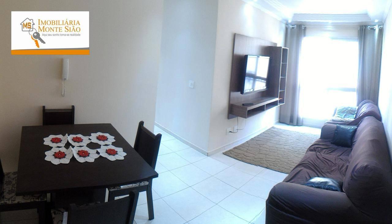 Apartamento com 2 dormitórios à venda, 53 m² por R$ 260.000,00 - Jardim São Judas Tadeu - Guarulhos/SP