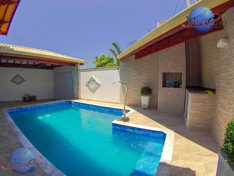 Casa 3 Dormitórios à venda, Jardim Imperador, Praia Grande.