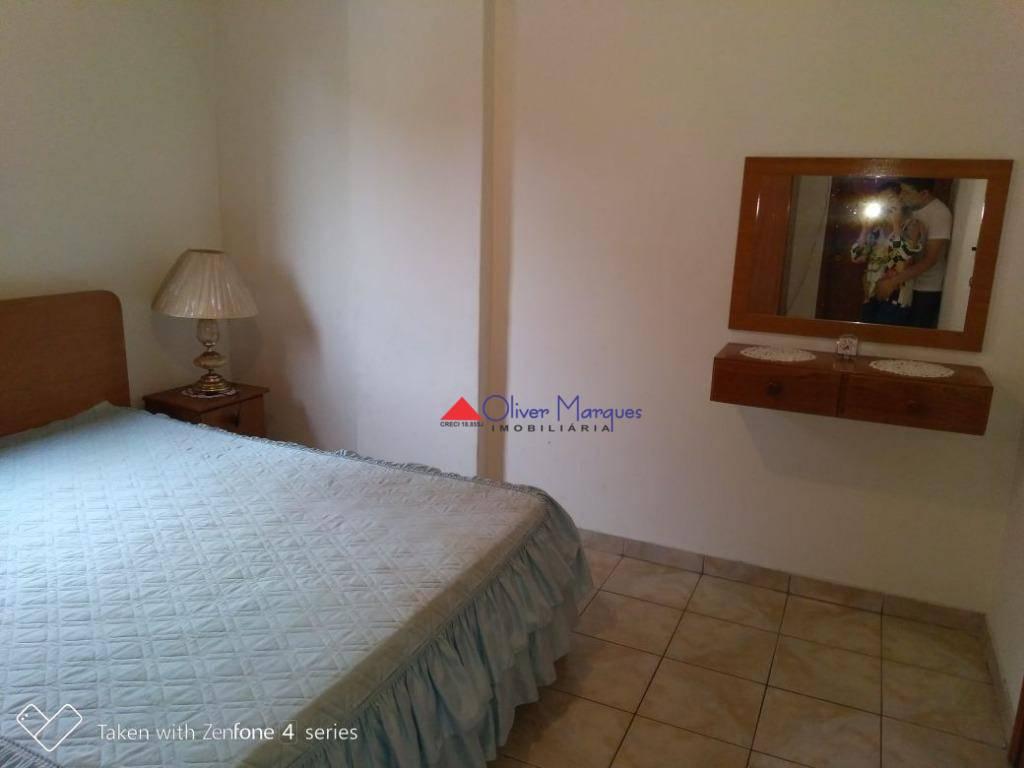 Apartamento com 2 dormitórios à venda, 80 m² por R$ 260.000 - Vila Tupi - Praia Grande/SP