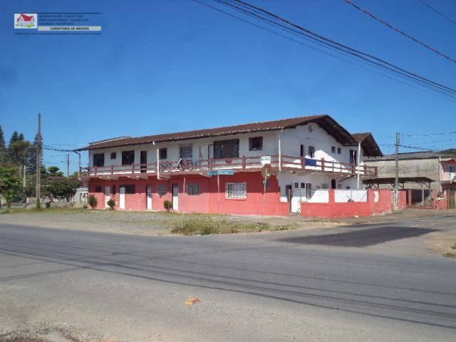 Sobrado à venda  no Guanabara - Joinville, SC. Imóveis