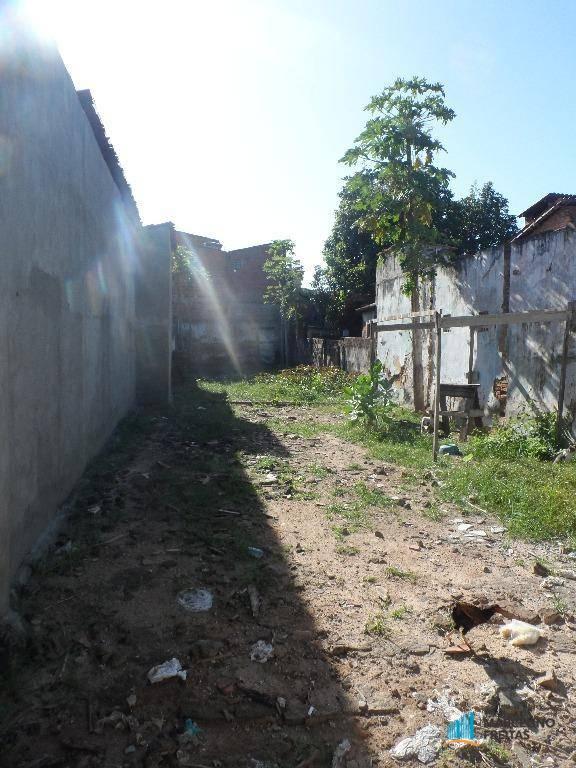Terreno à Venda - Antônio Bezerra
