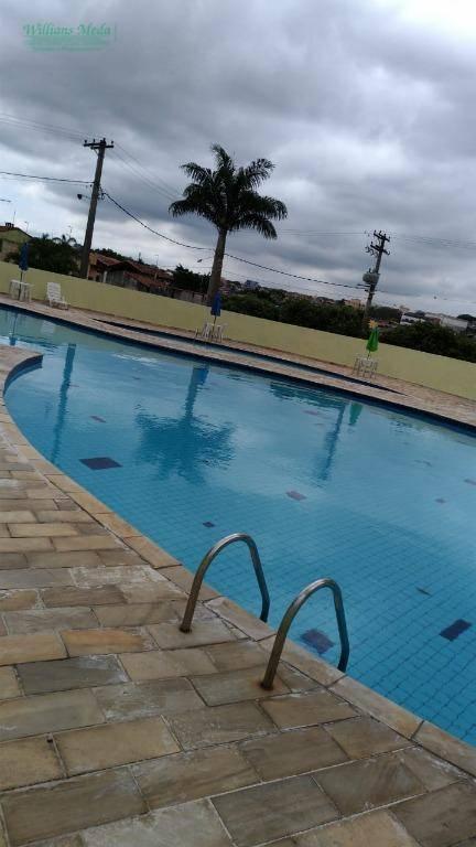 Apartamento com 2 dormitórios à venda, 61 m² por R$ 230.000 - Jardim Testae - Guarulhos/SP