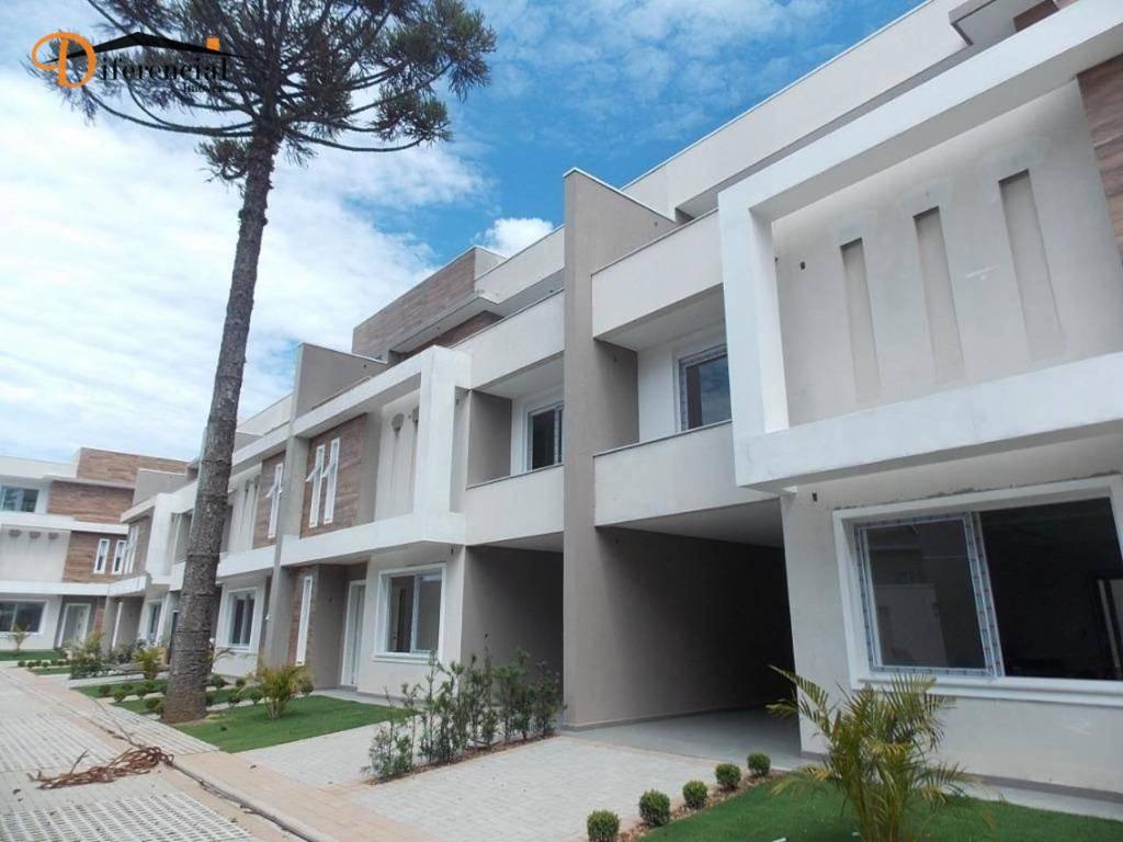 Sobrado com 3 dormitórios à venda, 209 m² por R$ 1.250.000,00 - Jardim Social - Curitiba/PR