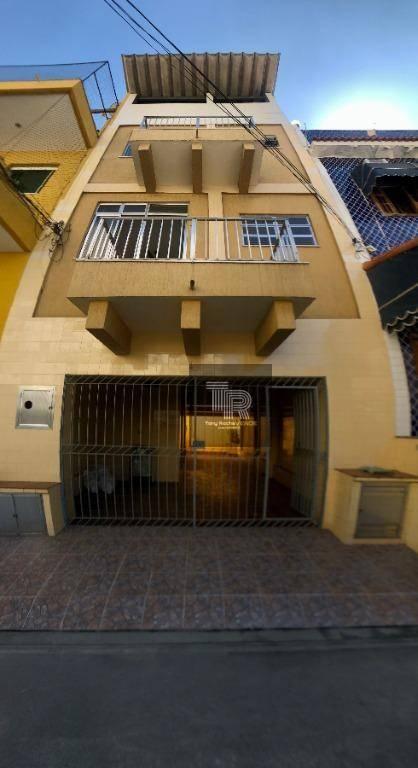 Incrivel Casa 3 Quartos, 4 Vagas - Vila Isabel