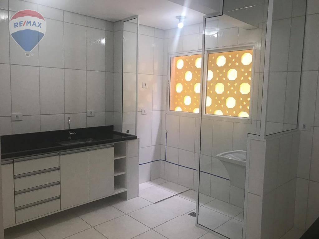 Apartamento novo para locação em Atibaia