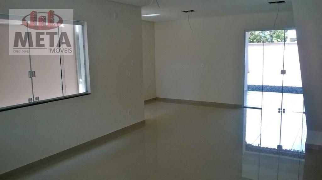 Casa com 3 Dormitórios à venda, 167 m² por R$ 475.000,00