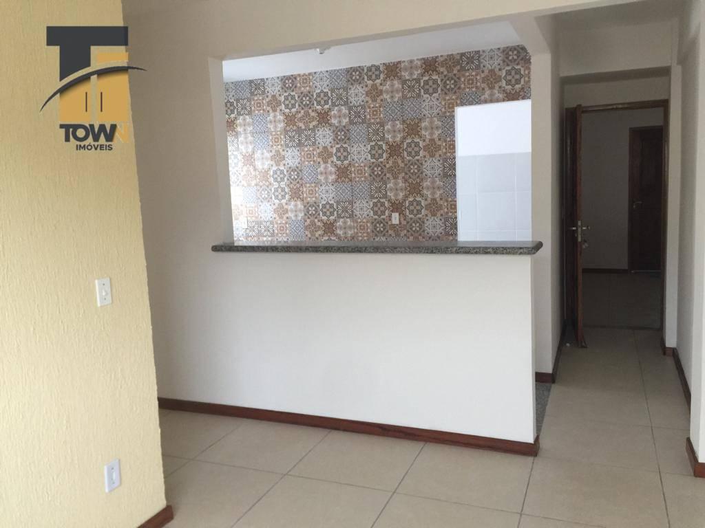 Apartamento com 1 dormitório para alugar, 55 m² por R$ 1.100,00/mês - Engenho do Mato - Niterói/RJ