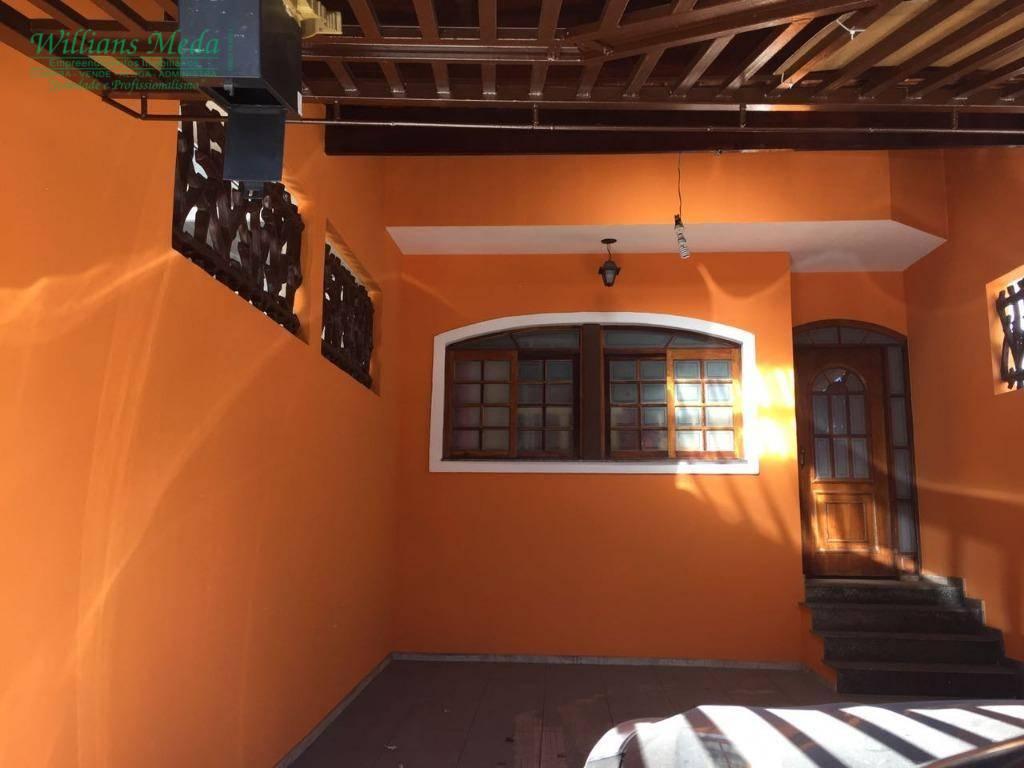 Sobrado à venda, 180 m² por R$ 550.000,00 - Jardim Santa Cecília - Guarulhos/SP