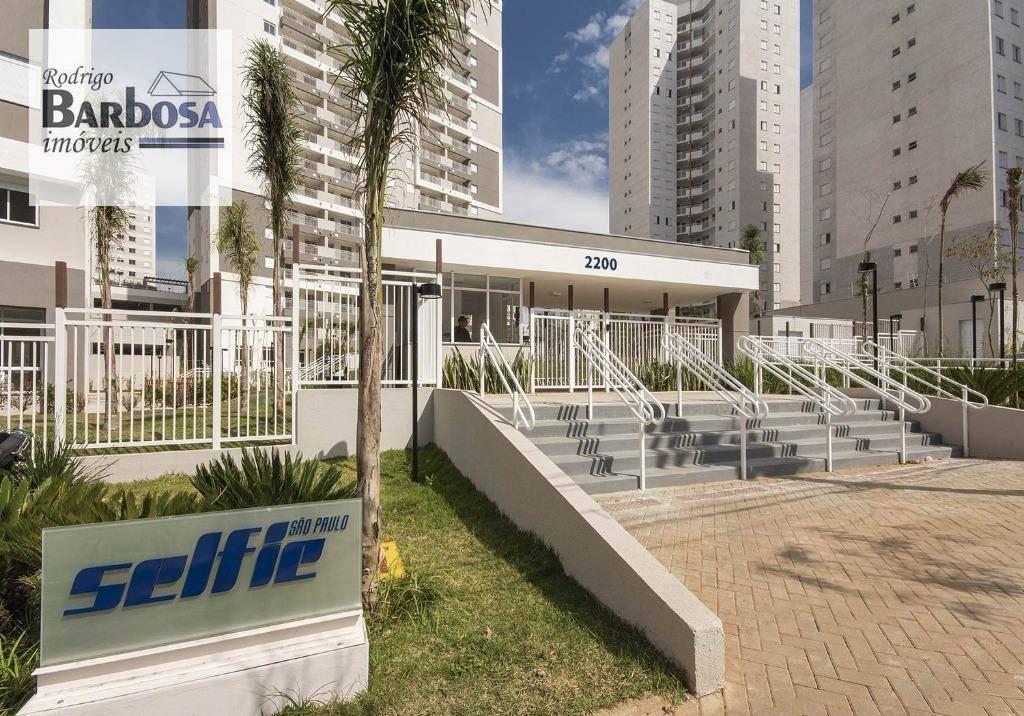 Apartamento Vila Prudente 1 Quarto Terraço Gourmet Próximo C