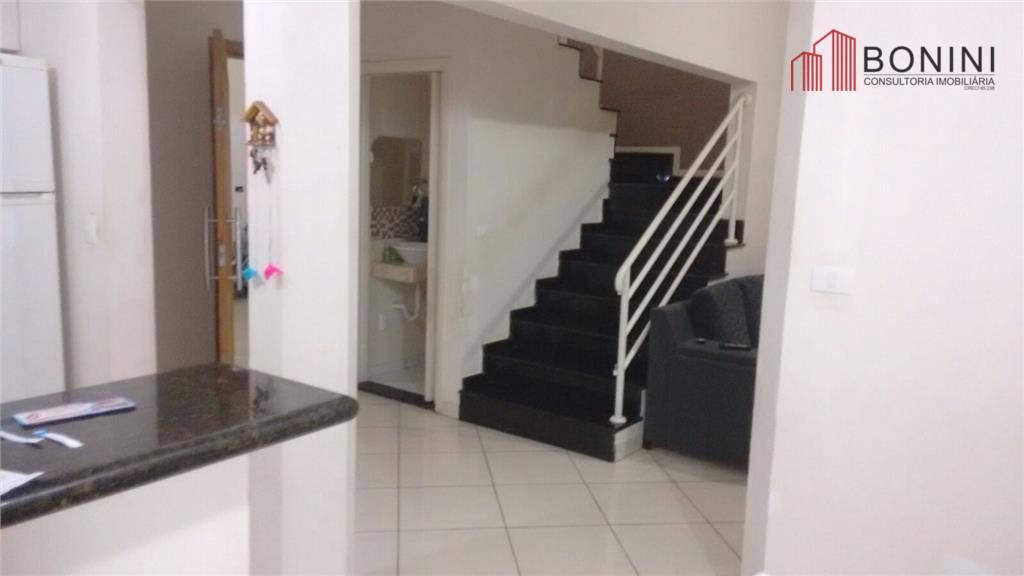 Casa 3 Dorm, Parque Residencial Jaguari, Americana (SO0093) - Foto 3
