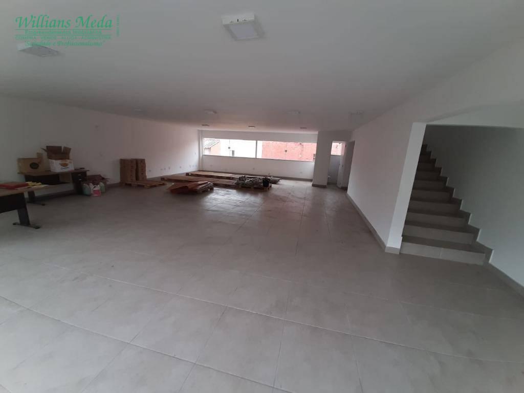 Loja para alugar, 280 m² por R$ 6.000,00/mês - Jardim Santa Clara - Guarulhos/SP