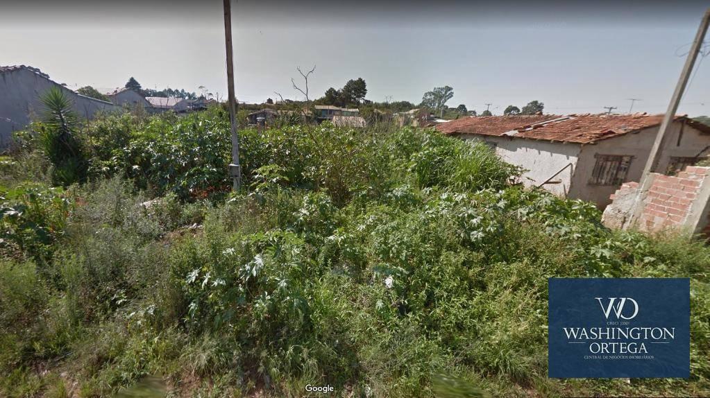 Terreno à venda, 360 m² por R$ 90.000 - Veneza - Fazenda Rio Grande/PR