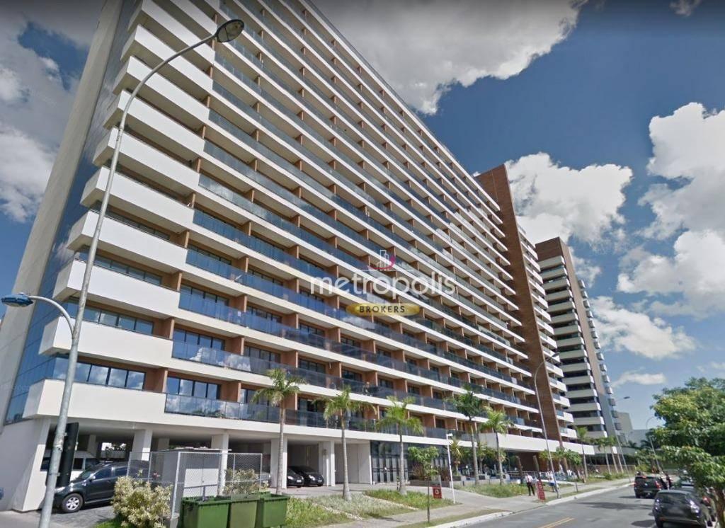 Sala para alugar, 54 m² por R$ 1.800/mês - Cerâmica - São Caetano do Sul/SP