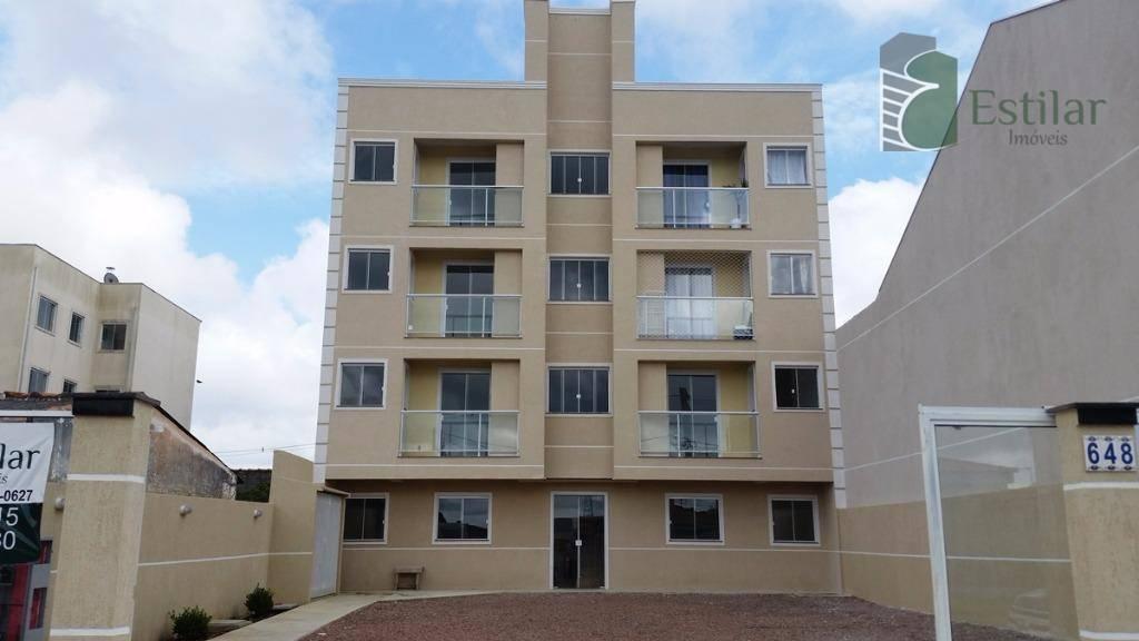 Apartamento residencial para locação, Costeira, São José dos