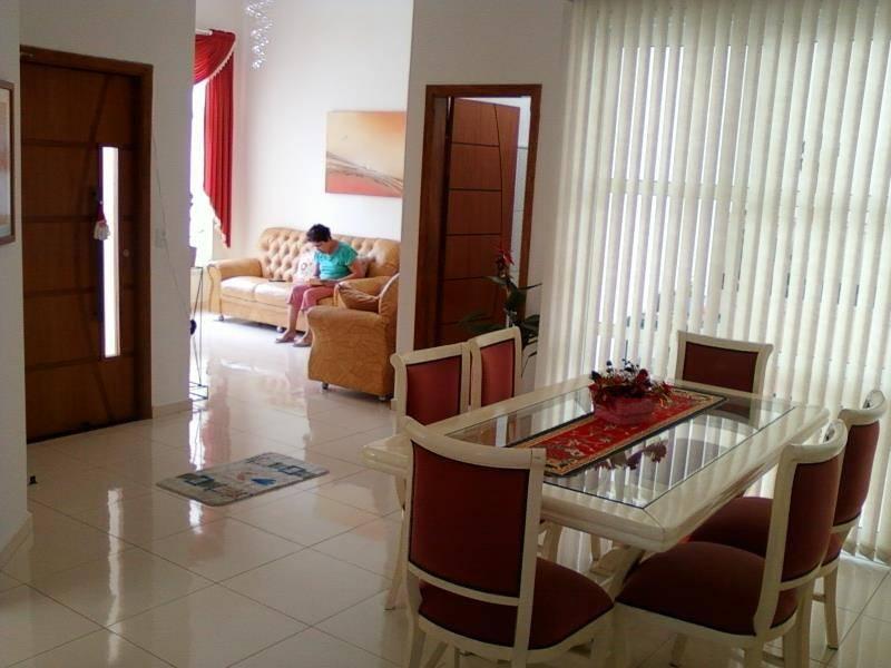 Casa 3 Dorm, Condomínio Campos do Conde, Paulinia (CA1501) - Foto 5