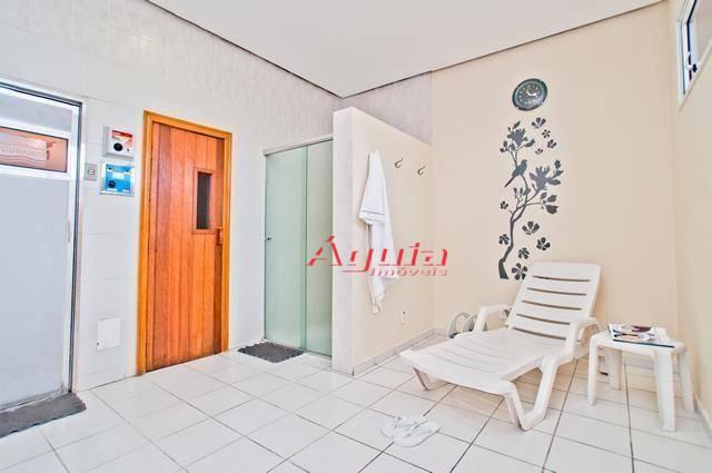 Flat residencial à venda, Centro, Santo André - FL0002.