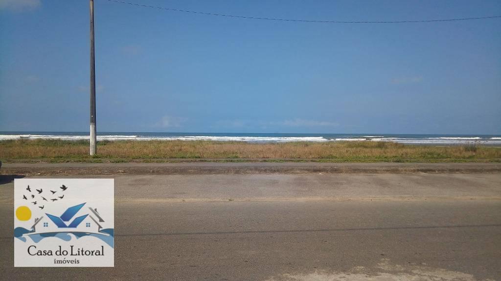 Terreno em frente ao mar