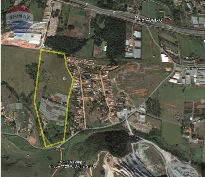 Área à venda, 133100 m² por R$ 13.500.000  Estrada Do Mingu, 200 - Parque Rio Abaixo - Atibaia/SP