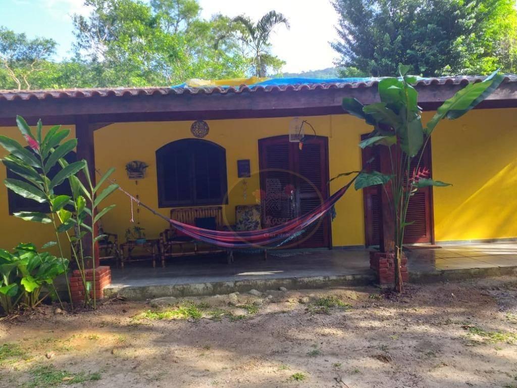 Kitnet com 1 dormitório para alugar, 36 m² por R$ 800,00/mês - Praia de Boiçucanga - São Sebastião/SP